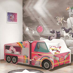Pony 70 X 140cm Car Bed By Relita