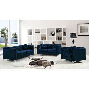 Herbert Conservatory Configurable Living Room Set by Willa Arlo Interiors