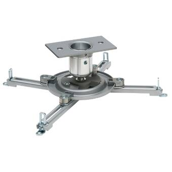 50 lb Capacity PEERLESS PJF2UNV Adjustable Ceiling Projector Mount