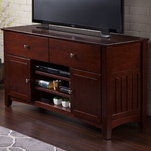 Richland TV Stand for TVs up to 50 by Red Barrel Studio