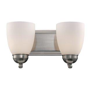 Charlton Home Enmore 2-Light Vanity Light