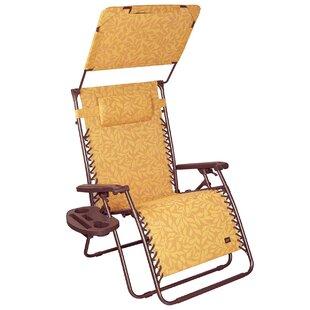Red Barrel Studio Leonardo Reclining/Folding Zero Gravity Chair