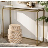 Aida 46.46 Console Table by Mercer41