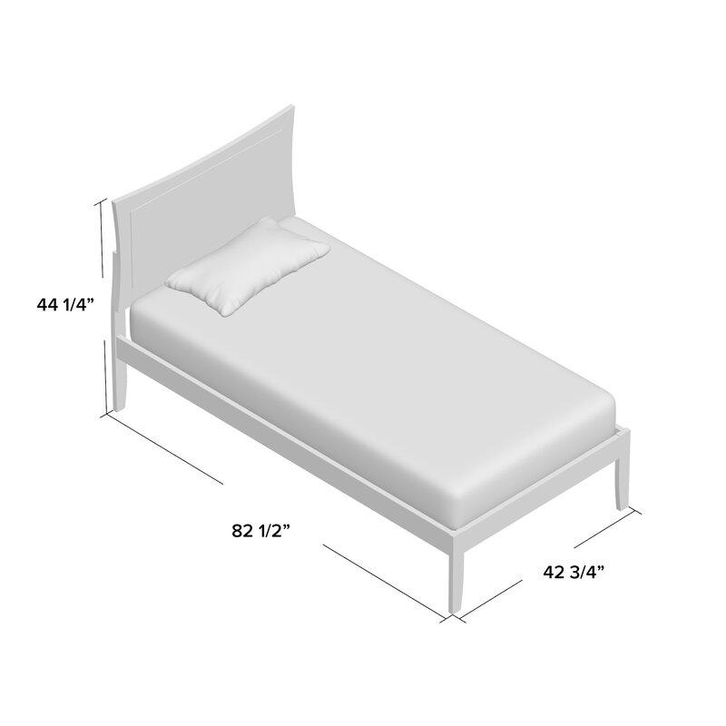 Viv + Rae Maryanne Extra Long Twin Platform Bed & Reviews | Wayfair