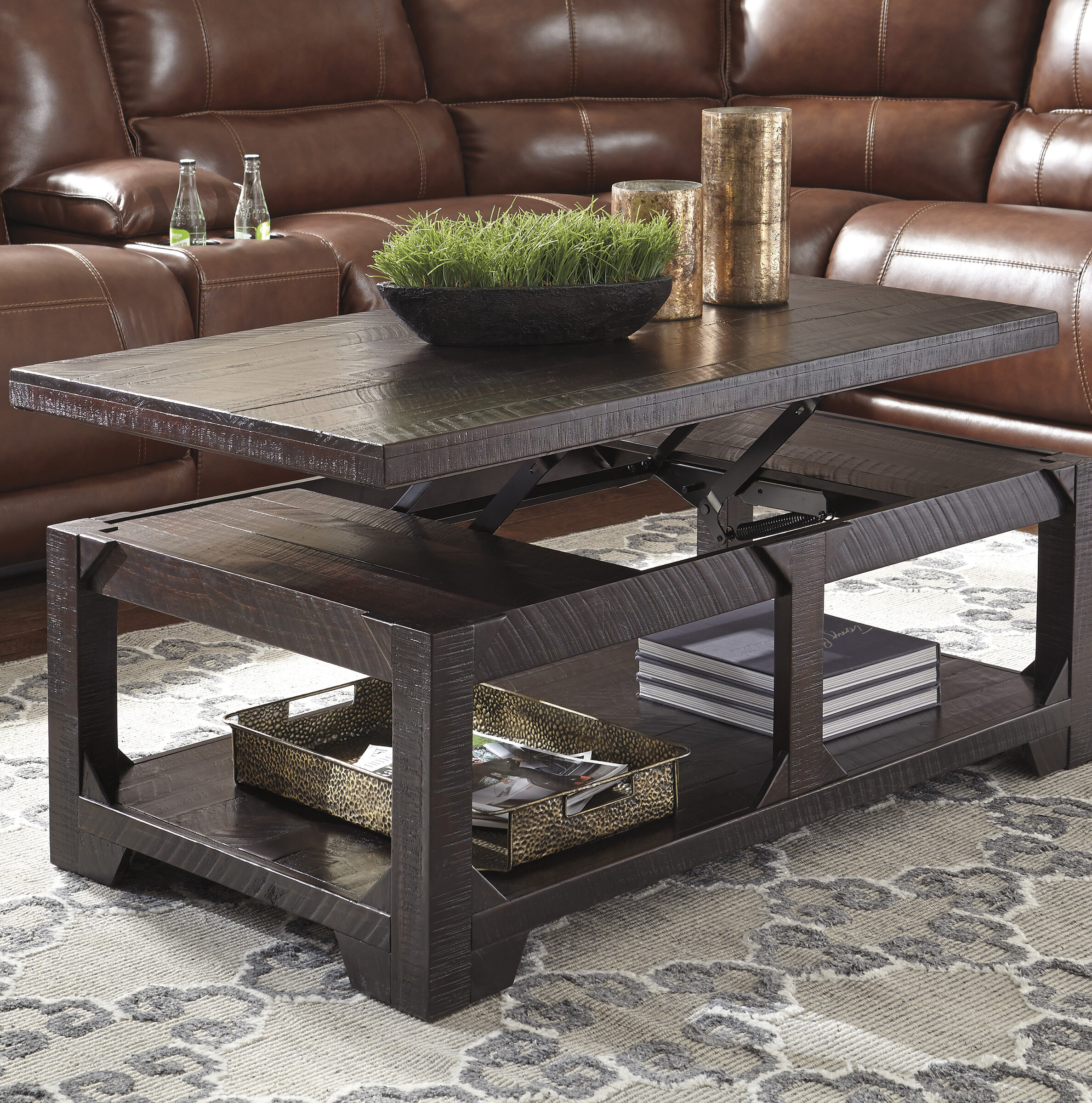 Boutwell Lift Top Coffee Table 4