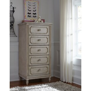 Alaina 5 Drawer Lingerie Chest