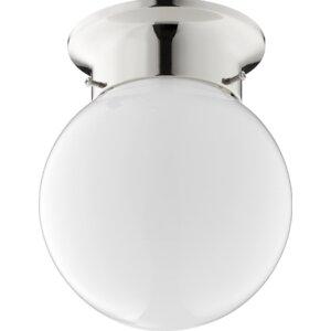 Hildebrandt 1-Light Flush Mount