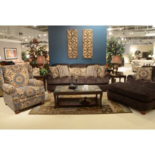 Red Barrel Studio Baltic Reclining Configurable Living Room Set