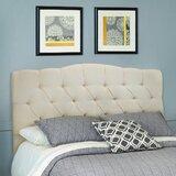 Varasteh Full/Queen Upholstered Panel Headboard by Charlton Home®