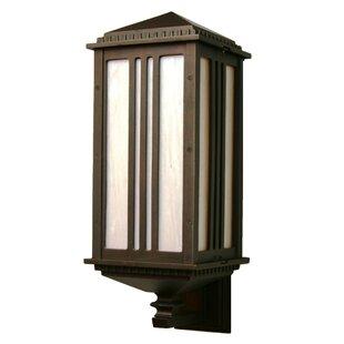 Alcott Hill Petrey 1-Light Outdoor Sconce