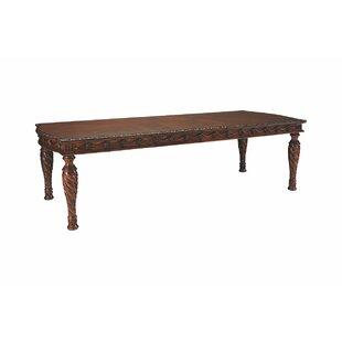 Best Reviews Castlethorpe Extendable Dining Table ByAstoria Grand