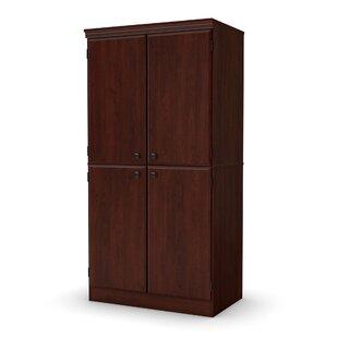 Latitude Run Preciado 4 Door Storage Cabinet