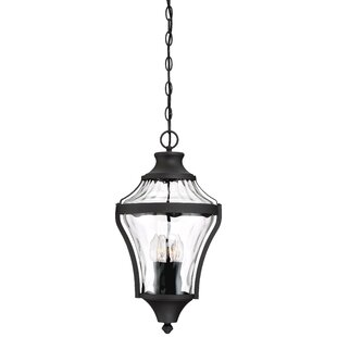 Affordable Price Curcio 3-Light Outdoor Hanging Lantern By Darby Home Co