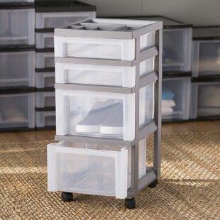 Affordable Wayfair Basics 4 Drawer Storage Chest ByWayfair Basics™