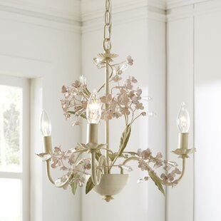 Compare & Buy Aria 3-Light Candle Style Chandelier By Birch Lane Kids™