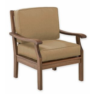 Claremont Patio Chair with Cushions