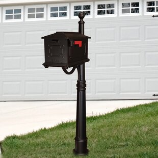 Kingston Mailbox With Post Wayfair