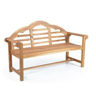 Roy Wooden Bench By Sol 72 Outdoor