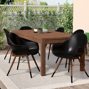 Colyer Patio 7 Piece Dining Set