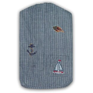 Nautical Cotton Diaper Stacker ByPatch Magic