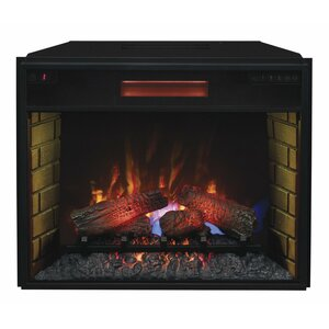 Leyden Electric Fireplace Insert