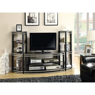 Munday Contemporary Entertainment Center for TVs up to 48
