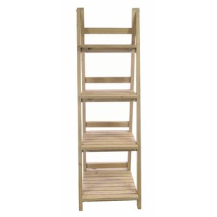 Rizal Ladder Bookcase By August Grove