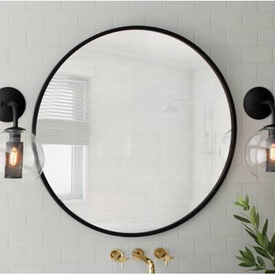 Rockton Modern Contemporary Accent Mirror Reviews Allmodern