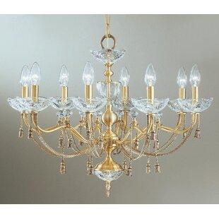 Classic Lighting Devonshire 8-Light Chandelier