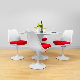 Crandell 5 Piece Dining Set