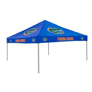 Collegiate 9 Ft. W x 9 Ft. D Steel Pop-Up Canopy - Florida by Logo Brands