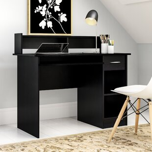 Totnes Computer Desk With Hutch by Ebern Designs Best