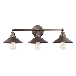 Check Prices Gardiner 3-Light Vanity Light By Trent Austin Design