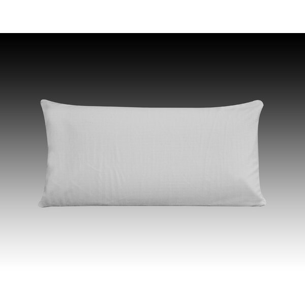 StandardQueenKing Natural  Talalay  Latex  Pillow  with  Velvet  Cover
