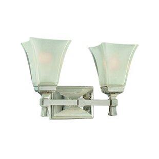 Charlton Home Bader 2-Light Vanity Light