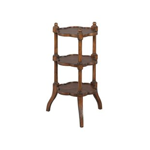Fleur De Lis Living Cleobury End Table
