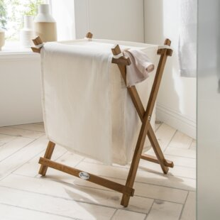 Admer Laundry Bin By Natur Pur