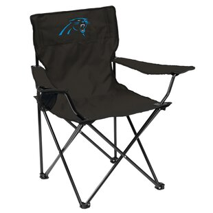 Logo Brands Quad Folding Camping Chair