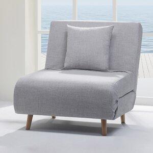 Pleasant Mercury Row Wolfe Convertible Chair Ming Bannok27 Unemploymentrelief Wooden Chair Designs For Living Room Unemploymentrelieforg