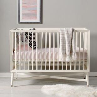dwell baby furniture. Mid-Century 3-in-1 Convertible Crib Dwell Baby Furniture U