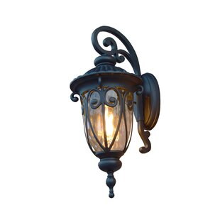 Macomber Outdoor Wall Lantern