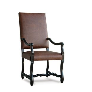 Albany Leather Arm Chair by Uniquely Furn..