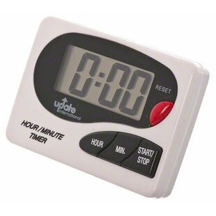 Review Digital Timer By CROWN BRANDS
