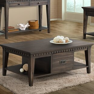 Suzann Storage Coffee Table by Laurel Foundry Modern Farmhouse Best Choices