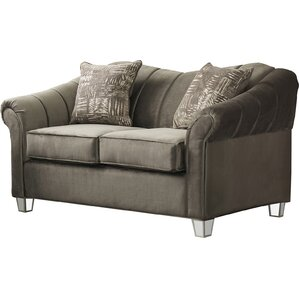 Serta Upholstery Fontaine Loveseat by House of Hampton