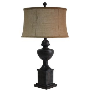 Cutts Resin Urn 29 Table Lamp