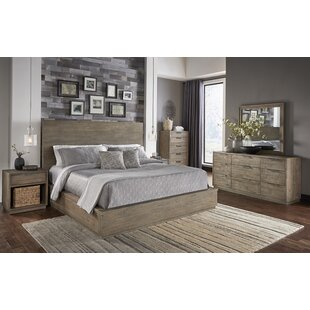 Scaggs Queen Panel Configurable Bedroom Set by Gracie Oaks