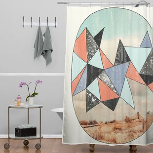 Wesley Bird Dry Spell Single Shower Curtain