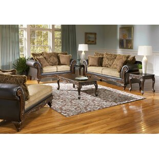 San Antonio Configurable Living Room Set
