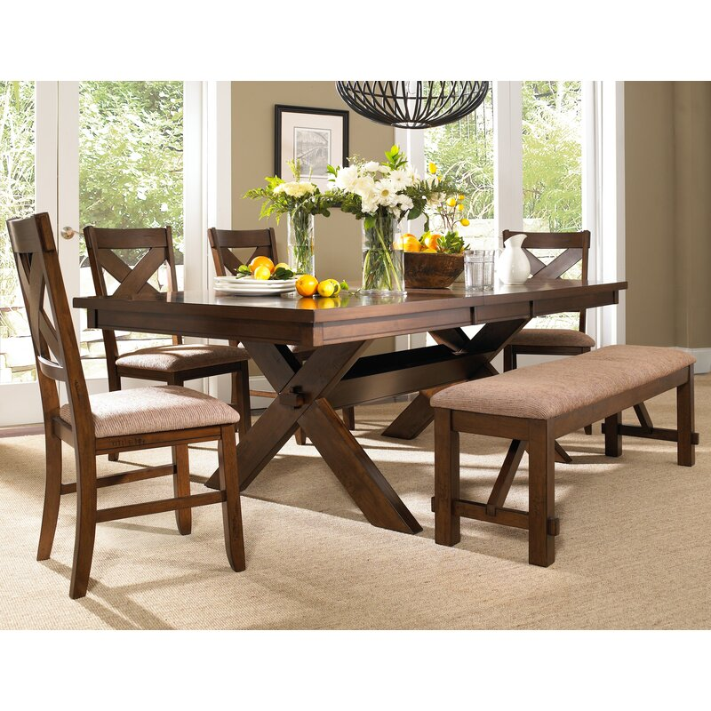 Isabell 6 Piece Dining Set